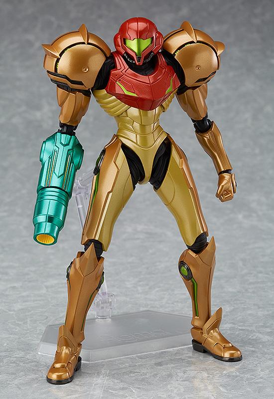Samus Aran Metroid Prime 3 Ver. Figma Figure