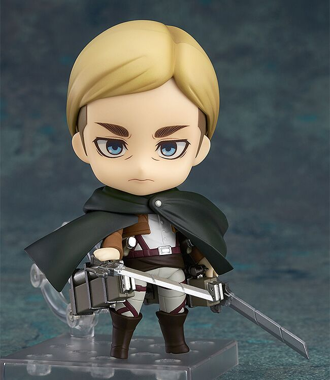 Erwin Smith Attack On Titan Nendoroid 4580416903691