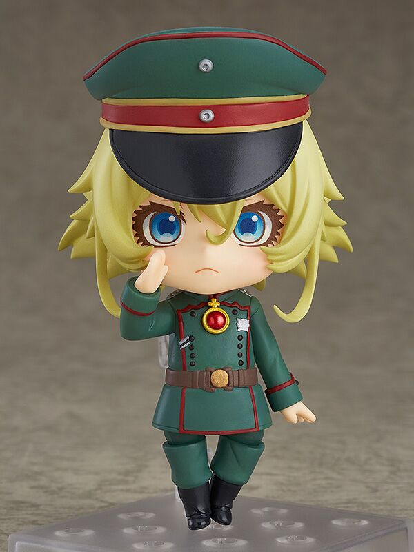 Tanya Degurechaff Saga of Tanya the Evil Nendoroid Figure 4580416903721