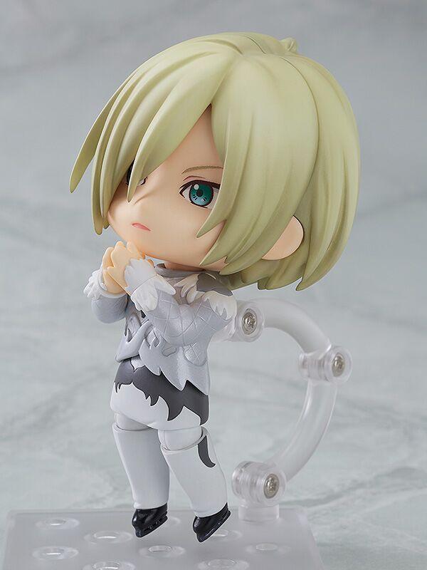 Yuri Plisetsky YURI!!! on ICE Nendoroid Figure
