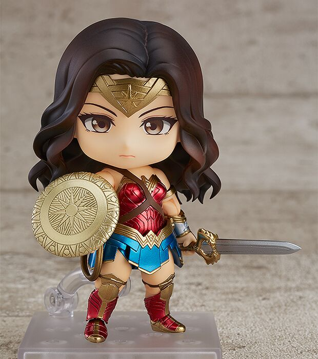 Wonder Woman Justice League Nendoroid Figure 4580416904179