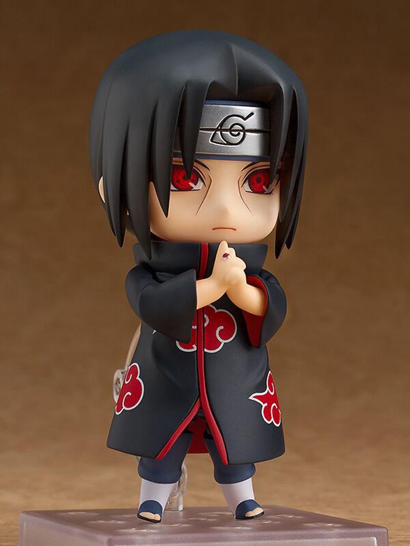 Itachi Uchiha Naruto Shippuden Nendoroid Figure 4580416904223
