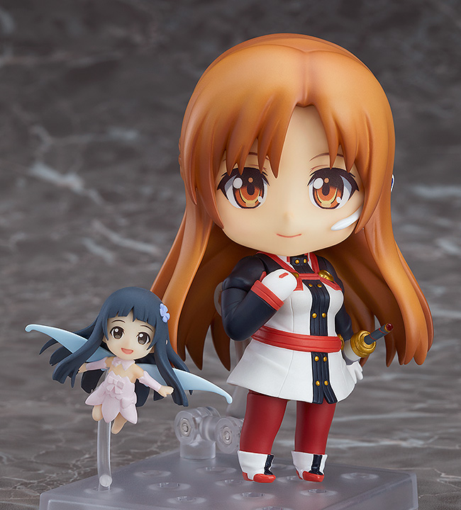 Asuna Sword Art Online The Movie Nendoroid Figure 4580416904353