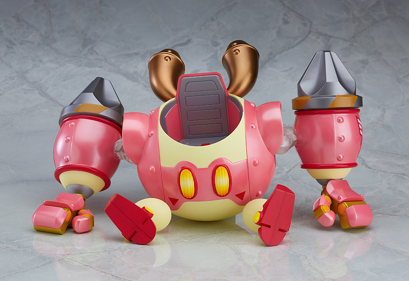 Robobot Armor Kirby Planet Robobot Nendoroid More Figure 4580416904520