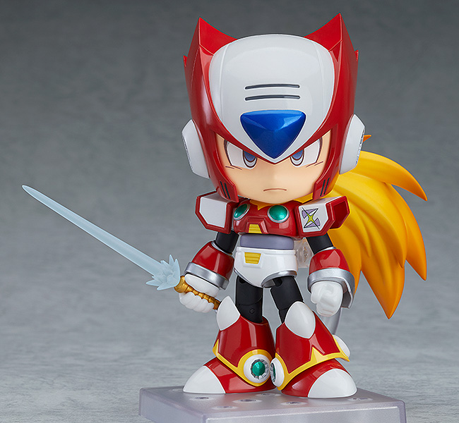 Zero Mega Man X Series Nendoroid Figure 4580416904704