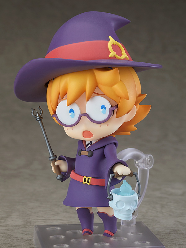 Lotte Yanson Little Witch Academia Nendoroid Figure