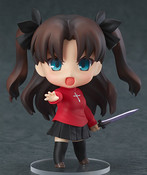 Rin Tohsaka (re-run) Fate/stay Night Nendoroid Figure