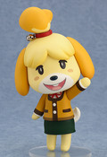 Isabelle Winter Ver Animal Crossing New Leaf Nendoroid Figure