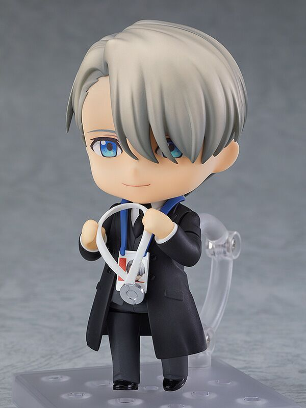 Victor Nikiforov Coach ver Yuri!!! on ICE Nendoroid Figure