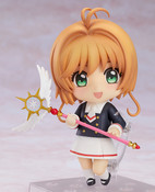 Sakura Kinomoto Tomoeda Junior High Uniform Ver Cardcaptor Sakura Clear Card Nendoroid Figure