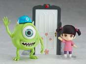 Mike and Boo DX Ver Monsters Inc Nendoroid Figure