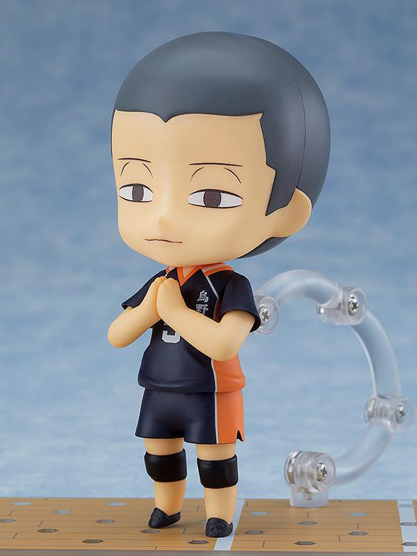 Ryunosuke Tanaka Haikyu!! Nendoroid Figure
