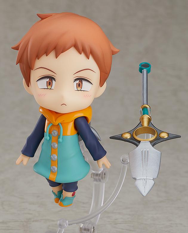 King The Seven Deadly Sins Nendoroid Figure