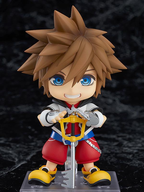 Sora Kingdom Hearts Nendoroid Figure