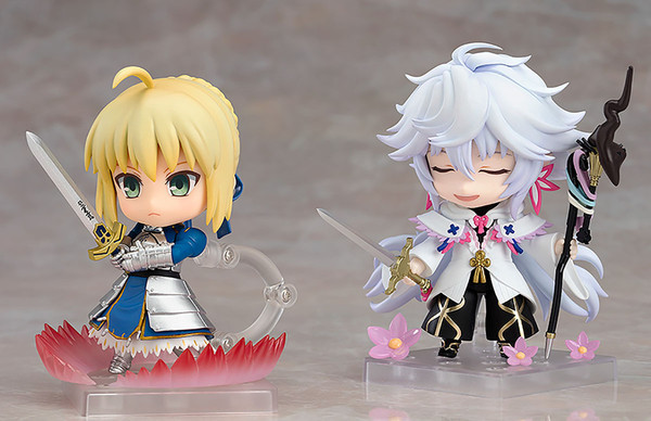 Caster/Merlin (Re-run) Magus of Flowers Ver Fate/Grand Order Nendoroid Figure
