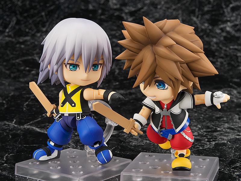 Riku Kingdom Hearts Nendoroid Figure