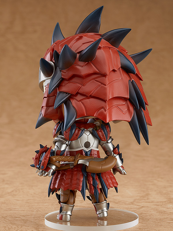 Hunter Female Rathalos Armor Edition Monster Hunter World