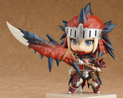 Hunter Female Rathalos Armor Edition Monster Hunter World Nendoroid Figure