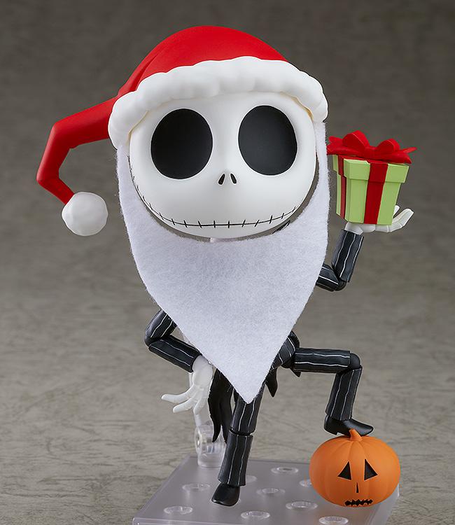 Jack Skellington The Nightmare Before Christmas Nendoroid Figure