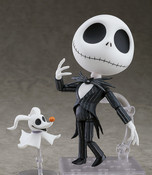 Jack Skellington The Nightmare Before Christmas Nendoroid Figure