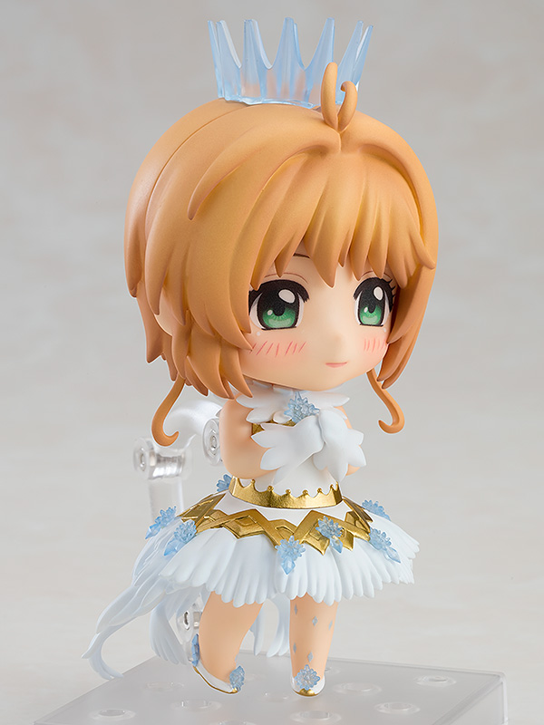 Sakura Kinomoto CLEAR Ver Cardcaptor Sakura Clear Card Nendoroid Figure