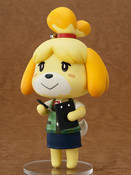Shizue Isabelle (4th-run) Animal Crossing New Leaf Nendoroid Figure