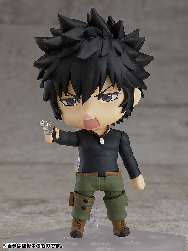 Shinya Kogami PSYCHO-PASS Sinners of the System Nendoroid Figure