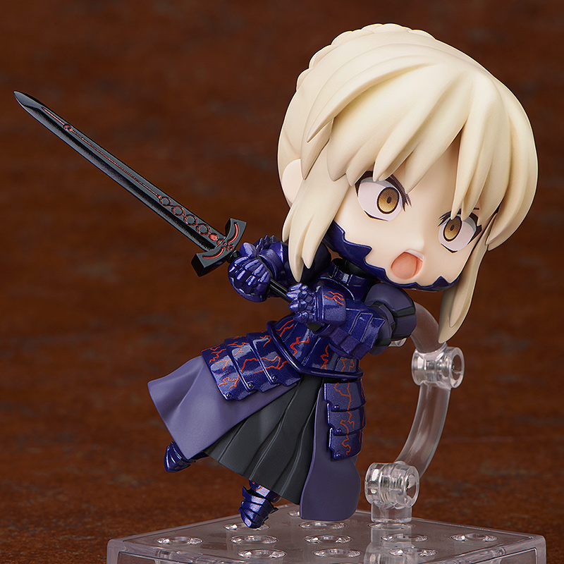 Saber Alter (Re-Run) Super Movable Edition Fate/stay Night Nendoroid Figure