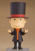 Professor Layton Mystery Detective Agency Kat's Mystery Solving Files Nendoroid Figure