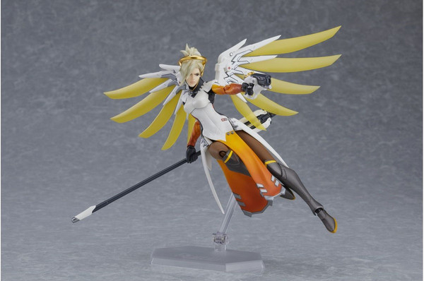 Mercy Overwatch Figma Figure