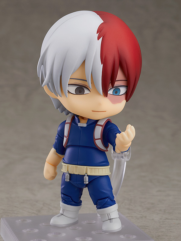 Shoto Todoroki Hero's Edition My Hero Academia Nendoroid Figure