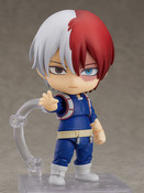 Shoto Todoroki Hero's Edition My Hero Academia Nendoroid Figure