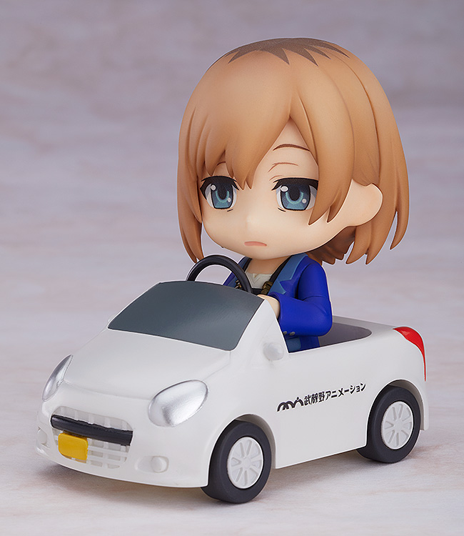 Aoi Miyamori Shirobako Nendoroid Figure