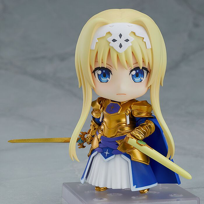 Alice Integrity Knight Sword Art Online Alicization Nendoroid Figure
