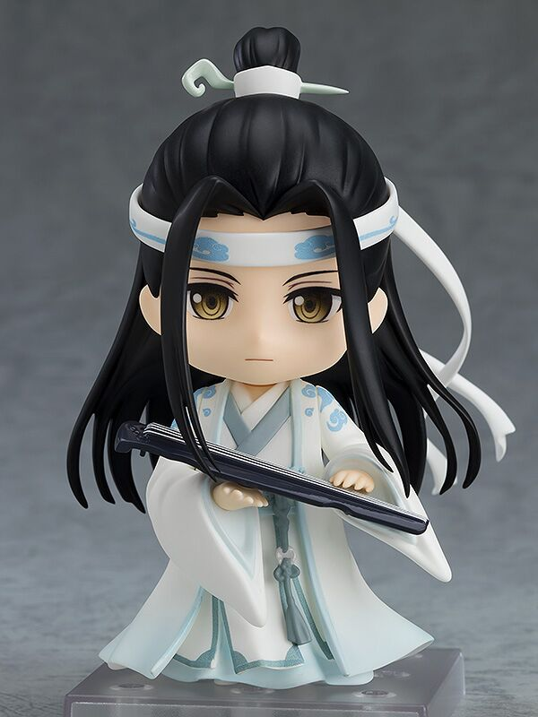 Lan Wangji Grandmaster Of Demonic Cultivation Nendoroid Figure