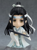 Lan Wangji Grandmaster Of Demonic Cultivation Nendoroid Figure