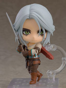 Ciri The Witcher 3: Wild Hunt Nendoroid Figure