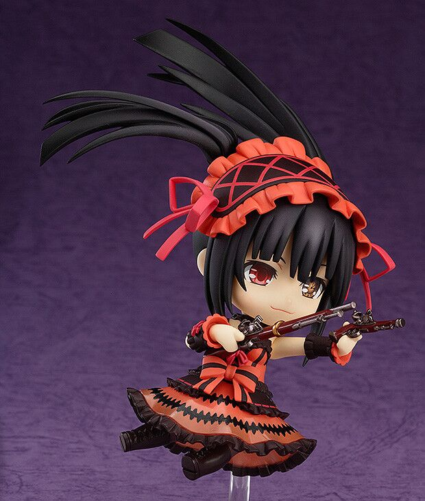Kurumi Tokisaki (Re-Run) Date A Live Nendoroid Figure