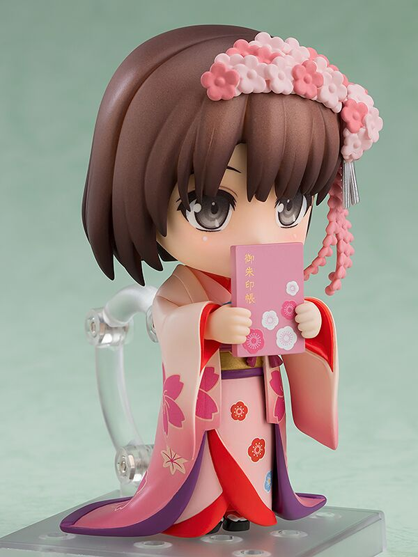 Megumi Kato Kimono Ver Saekano Nendoroid Figure