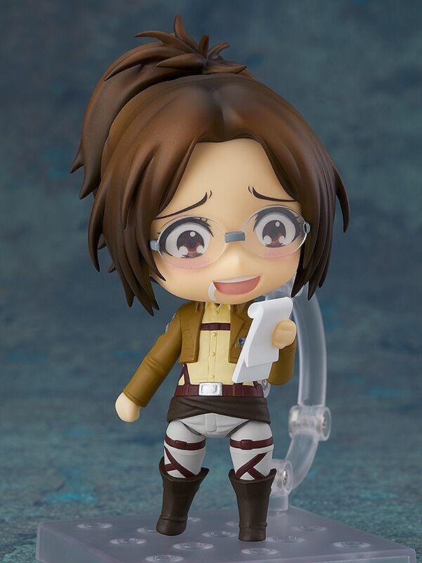 Hange Zoe Attack on Titan Nendoroid Figure
