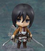 Mikasa Ackerman Attack on Titian Nendoroid Figure