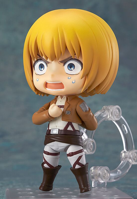 Armin Arlert (Re-run) Attack on Titan Nendoroid Figure