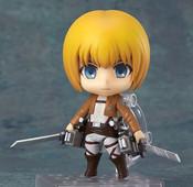 Armin Arlert (Re-run) Attack on Titan Nendoroid Figure
