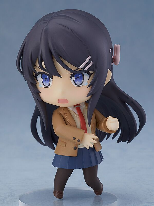 Mai Sakurajima Rascal Does Not Dream of Bunny Girl Senpai Nendoroid Figure