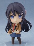 Mai Sakurajima Rascal Does Not Dream of Bunny Girl Senpai Nendoroid Figure
