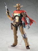 McCree Overwatch Figma Figure