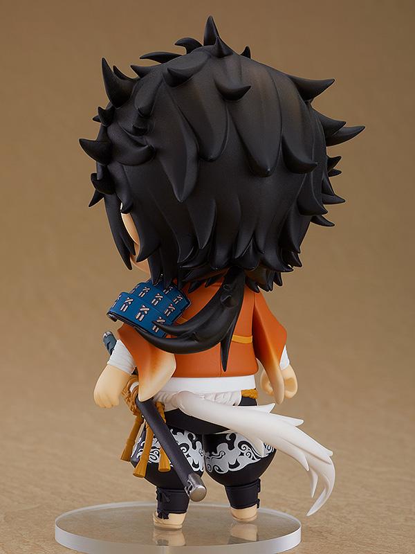 Mutsunokami Yoshiyuki Touken Ranbu -ONLINE- Nendoroid Figure