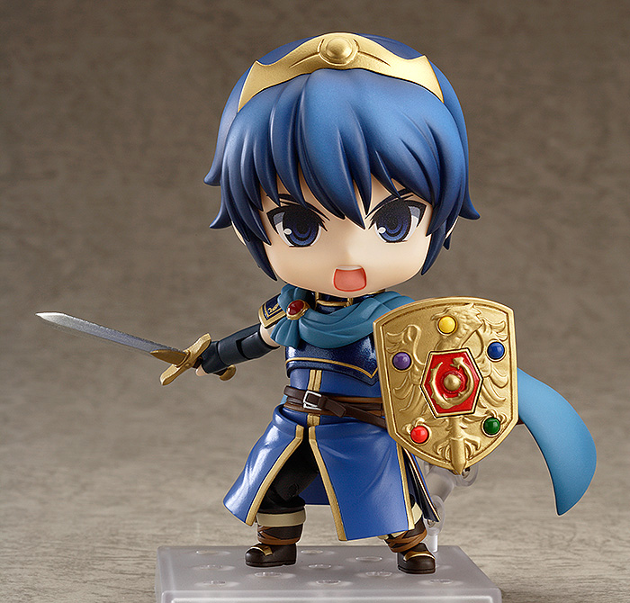 Marth (Re-run) New Mystery of the Emblem Edition Nendoroid Figure