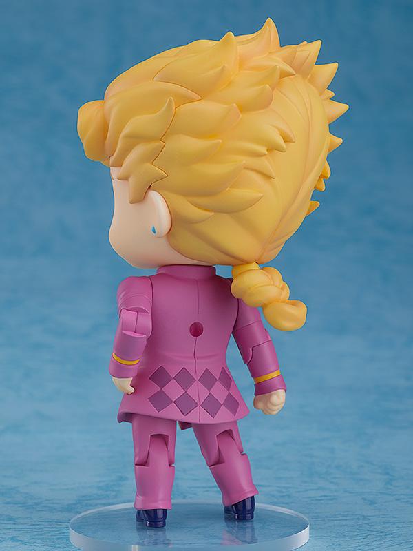 Giorno Giovanna Jojo's Bizarre Adventure Golden Wind Nendoroid Figure