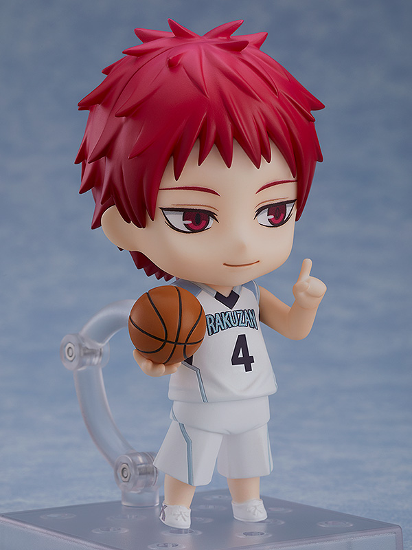 Seijuro Akashi Kuroko's Basketball Nendoroid Figure
